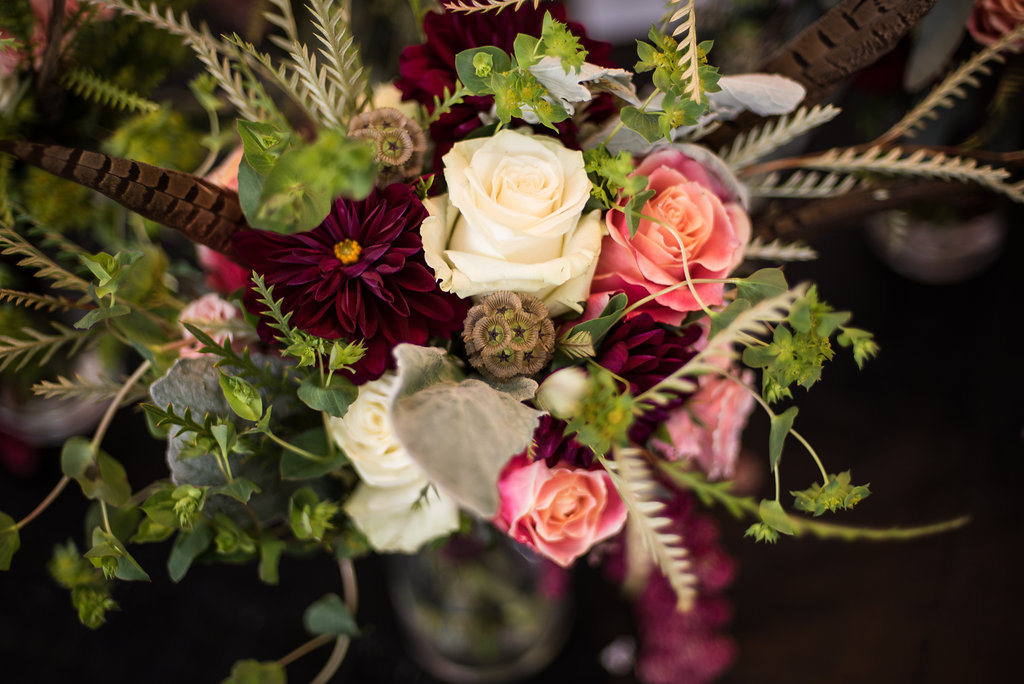 Macon wedding florist