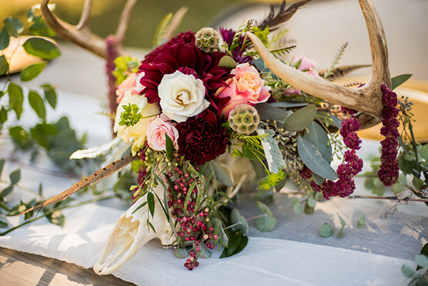 Julie Dominy - macon Wedding Florist