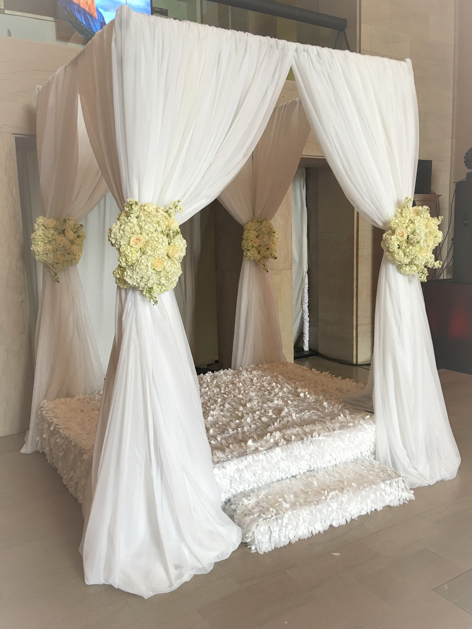 drapes wedding drape with decor galleries event and ceiling more lighting