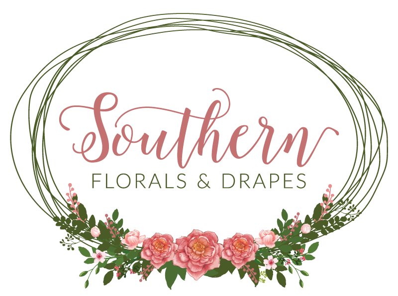 Southern Drapes and Florals